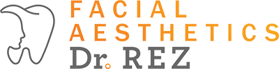 Dr. Rez Aesthetics logo